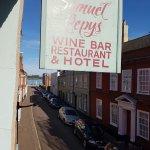 Samuel Pepys Hotel