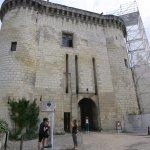 la porte de la Cité