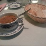 The Soup and Bread.......
