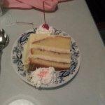 The Lemon Buttercream Cake...