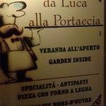Photo of Pizzeria Ristorante Da Luca Alla Portaccia