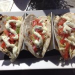 Street Food - Fried Cod Tacos