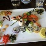 Bästa sushi!