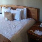 Almohadas muy suaves y firmes