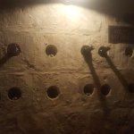 Traditional wine rack...!!