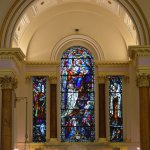 St. Teresa's Church, l'altare