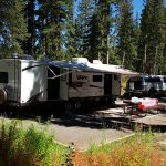 Site 22 Jumbo Campground Grand Mesa Colorado
