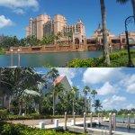 Sights around Harborside and Atlantis