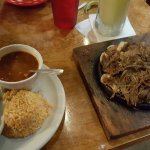 CABRITO AL PASTOR A Mexican delicacy, mesquite roasted young goat.