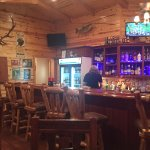 The saloon at Tal Wi Wi Lodge