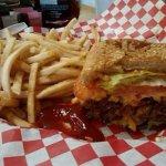 Bacon Pimento Burger