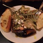 St Joe Sautee - plus mussels from my bouibaise