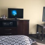 Small room TV