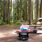 Sol Duc Campground Foto
