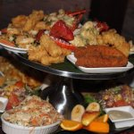 Saefood platter for.....2!  3-4 more like it