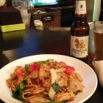 Drunken Noodles with Chicken
