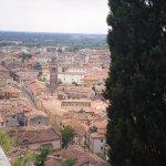 Piazzale Castel San Pietro Foto