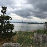 even on cloudy days Jericho Beach is awesome