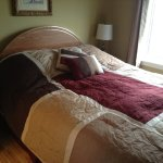 Fresh and comfortable queen beds