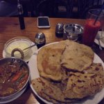 This is the Indian Breakfast....really good