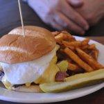 Late Riser Burger