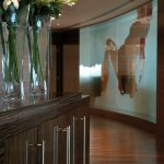 Entrance - The View Lounge - Penthouse Floor - Moevenpick Hotel Al Khobar