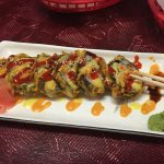 Dynamite Sushi Roll