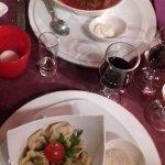 Pelmenis Sibérien et Bortsch : les deux délicieux !