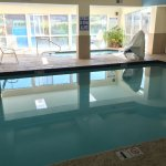 Nice pool and spa - Fairfield Inn Provo