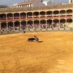 Bullfight  Poort van Ronda