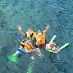 GBR Agincourt Reef - Family fun!