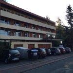 Gepflegtes Hotel im schnöden Zweckbau