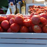tomatoes for our guests
