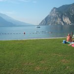 A view of Lake Garda