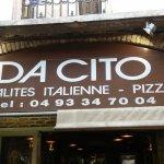 Photo de Restaurant Pizzeria Da Cito