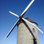moulin de MOIDREY avec visite par le meunier entre BEAUVOIR et le MONT SAINT MICHEL