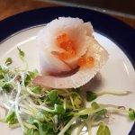 Kingfisch Sashimi