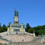 Ausflug zum Niederwalddenkmal