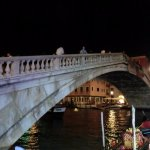 2 minutes walk from the hotel you can cross the bridge and discover Venice.