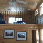 The loft.