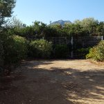 Jardin (photo prise depuis la terrasse)