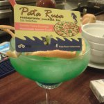 Special cocktails at Pata Rusa!!!! Must taste! Daikiri Pata Rusa!