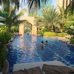 nice, cool pool.