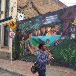 Bogota Grafitti Tour