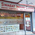 Foto de Swagat Indian Cuisine