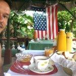Desayuno en Casa Borrell