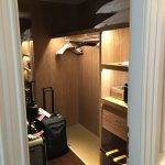 1 of 2 walk in closets in set 205