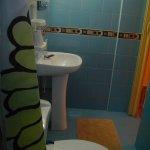 Baño de la Habitación #2