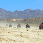 Cruzando el desierto