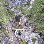 Cascata Orrido Val Di Gares